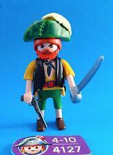 Playmobil armed Pirate - Pirata con armas - Pirat mit Waffen 4127
