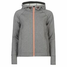 Under Armour Women's UA Luster Jacket Carbon Heather 1289343 090 Small