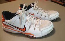 Nike Free Sparq 09 (354787 181) Shoes Men 100% Authentic Size 15 Clemson Colors