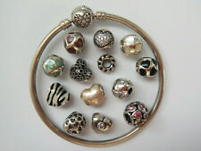 CHOICE of AUTHENTIC Pre-Owned PANDORA  Heart  CHARMS. Most Retired