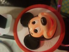 Vintage Ge Mickey Mouse Face Night light Works!