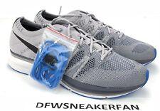 Nike Flyknit Trainer Atmosphere Men's Size 12 Thunder Grey Men's Shoe AH8396-006