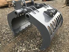 13-17 Ton Hardox Excavator Selector Grab JCB CASE HITACHI KOMATSU