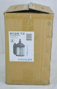 Kichler Lighting Kirkwood 13 Inch Tall 1 Light Outdoor Wall Light - 9028TZ - NOB