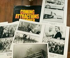 UNIVERSAL COMING ATTRACTIONS SUMMER 2001 PRESS KIT PHOTOS FAST AND THE FURIOUS