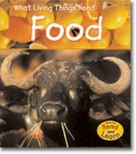 Food (What Living Things Need) by Parker, Vic