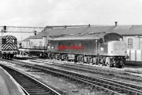 PHOTO  1978 CLASS 45 NO 45015 AT DERBY RAILWAY STATION CLASS 45 DIESEL ELECTRIC