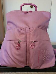 Ladies Backpack MANDARINA DUCK MD20 MTZ4 Bouganville