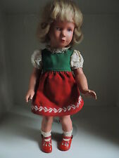 Schildkröt,Käthe Kruse,Puppe,Mädchen,40 cm,Tortulon,unbespielt