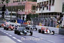 Michael Schumacher BENETTON B194 Winner Grand Prix de Monaco 1994 Photo 1
