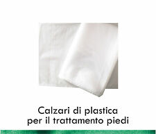 Calzari di Plastica per Piedi 100 pz Professional Nail Products by KyLua ITALY