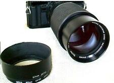 Vivitar F3.8 75-205mm Zoom Minolta X370 X570 X700 XG1 XG7 XG9 XGA XGM XD XE SRT