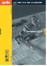 Aprilia RSV1000R RSV 1000R Factory Workshop Repair Manual (0094)