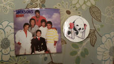 "Jacksons - Body 7"" Single 45 RPM  Epic Records"