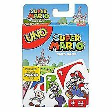 Mattel DRD00 UNO Super Mario Game