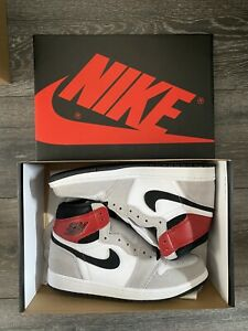 Nike Air Jordan 1 Retro High Smoke Grey UK7 US8 Brand New - Same Say Ship 🚚