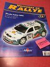 Broschüre Nr. 12 Fahrzeuge Rally Skoda Fabia WRC 2003 Kollektion Altaya