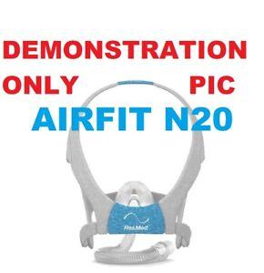 AirTouch N20  Airfit N20 Cushion NASAL Cushion Headgear Elbow Short Tube Parts