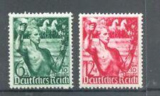 DR-3.Reich 660/1 660-661 SATZ**POSTFRISCH 20EUR (69858