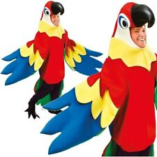 Bristol Novelty AC520 Parrot Costume One Size