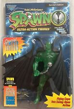 McFarlane Toys - Spawn Special Edition Green Variant Action Figure - Rare