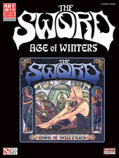 THE SWORD GUITAR TAB / TABLATURE  / ***BRAND NEW*** / AGE OF WINTERS / SONGBOOK