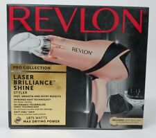 Revlon Pro Collection Laser Brilliance Shine Styler Hair Dryer