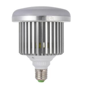 Andoer E27 50W Studio LED Bulb 5600K CRI90 LED light Lamp w/ Remote Control