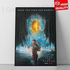 Lost In Space Season 2 Drama TV Series Art Poster Print 2019   A4 A3 A2 A1  