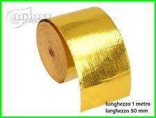 benda dorata oro protezione termica adesiva termoriflettente tubi intercooler