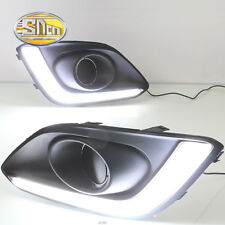 Sncn LED Daytime Running Light DRL Fog lamp for Suzuki Swift 2014 2015 2016