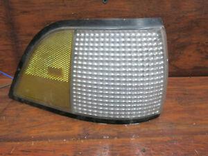 Chevrolet Cavalier: 1988, 1989, 1990, Right Side Marker, Park, Signal Light