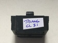 00-TRIANG —CL 31 , LOCO BLACK BATTERY BOX COVER.