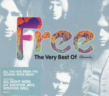 Free - The Very Best Of: Chronicles (2-CD) **BRAND NEW/STILL SEALED**