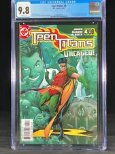 Teen Titans #4 CGC 9.8 2003 DC Comics New Kid Flash Batman Hard to Find A237