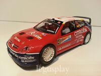 Slot SCX Scalextric Altaya Citroën Xsara T4/WRC Nº4 Carlos Sainz
