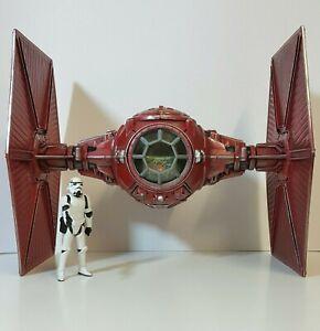 Star Wars TIE Fighter Mara Jade Skywalker New Jedi Order Custom