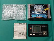 ZAXXON GAME WATCH LCD game DIGITAL BANDAI Retro vintage Japan sega - working