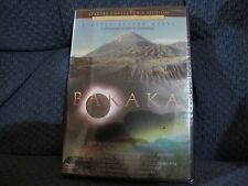 Baraka (DVD, 2001, Special Collectors Edition) NEW SEALED
