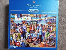 Gibson NEARLY NEW - 1000 pieces - good condition