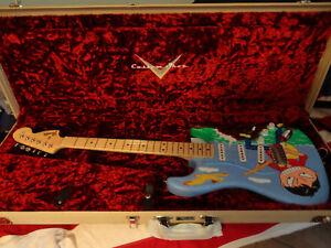 Fender Stratocaster Custom Shop 1966 Manga Isami Nakagawa