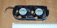XBOX 360   SUNON 4 pin twin cooling fan KDE1207PTVX-A