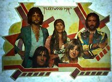 Fleetwood Mac 70s Memorabilia Vintage retro tshirt transfer print,NOS