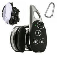 1000 Yards Remote Electric Dog Shock Collar Waterproof Rechargeable Pet Training