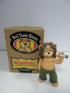 BAD TASTE BEARS - MARLEY ADULT HUMOR COLLECTIBLE FIGURINE (R2ZZ)