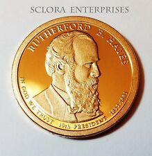 2011 S Rutherford B Hayes Presidential  *PROOF* Dollar Coin **FREE SHIPPING**