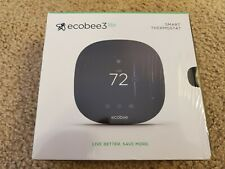 Ecobee3 lite - Smart Thermostat with Touchscreen - WiFi - BRAND NEW AND SEALED