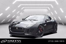 2017 Jaguar F-Type V8 5.0 Super Charger R Coupe Low Miles Factory War