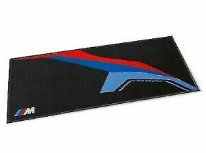 BMW Motorrad Garage Motorcycle Pit Mat Carpet - M Sport 77025a189c0
