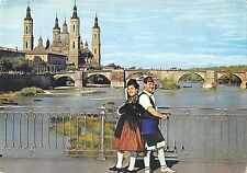BT14075 Zaragoza rio Ebro folklore         Spain